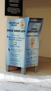 Mercy Mall Drug Drop Box